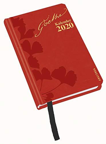 Goethe Kalender 2020 – Taschenkalender - 2