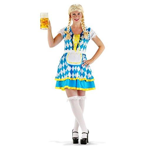 Folat Tiroler jurk voor volwassenen, Oktoberfest