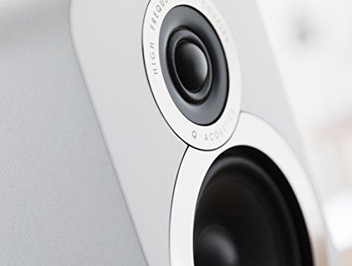 Q Acoustics 3020i QA3526 - Altavoz, Color Negro