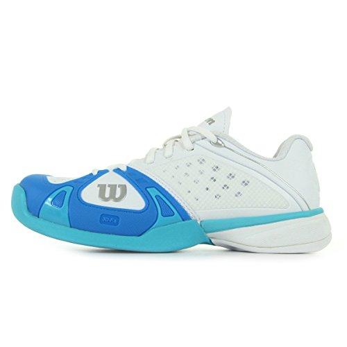 Wilson Zapatillas de tenis de Rush WRS318180 HC Pro, Size:37