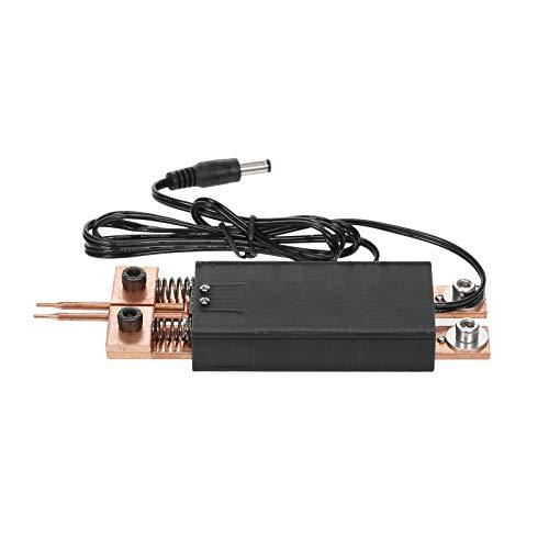 KKmoon Pluma de Soldadura por Puntos Automático de Tipo Integrado Máquina de Soldadura para Batería 18650
