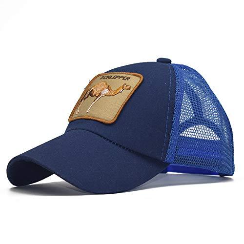 Preisvergleich Produktbild sdssup Baumwollnetz Cap Camel Baseball Cap Herren Cap 04 verstellbar