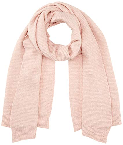 PIECES Damen PCBENILLA LONG SCARF NOOS BC Schal, Misty Rose, ONE Size
