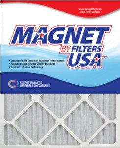 Magnet by FiltersUSA Bryant/Carrier Fan Coil Hi-Efficient Pleated Filter (16.5x21.5x1) for KFAFK0212MED (3 Pack)