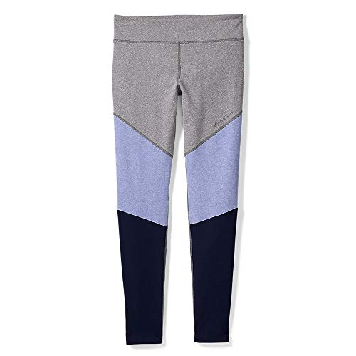 Eddie Bauer Girls Leggings - Stretch Yoga Pants | Purple, Medium