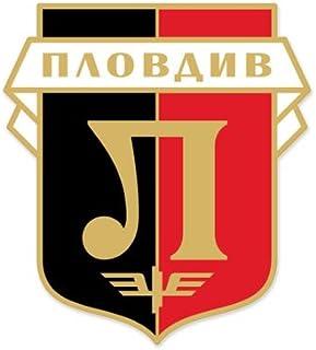 PFK Lokomotiv Plovdiv - Bulgaria Football Soccer Futbol - Car Sticker - 4