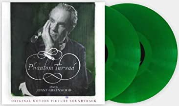 Phantom Thread - Original Motion Picture Soundtrack (Exclusive Limited Club Edition Green Translucent Numbered 2XLP Vinyl)