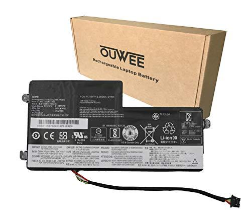 OUWEE L16M3P71 Laptop Battery Compatible with Lenovo ThinkPad A275 T440 T440S T450 T450S T460 X240 X240S X250 X260 X270 Series Internal 45N1112 45N1111 01AV459 45N1109 45N1110 45N1773 11.46V 24Wh