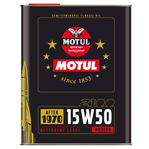 Motul Classic Oil 15W-50 2L
