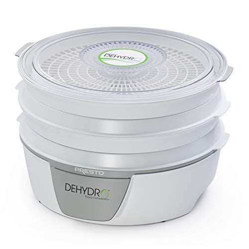 Presto 06300 Dehydro Electric Food Dehydrator,...