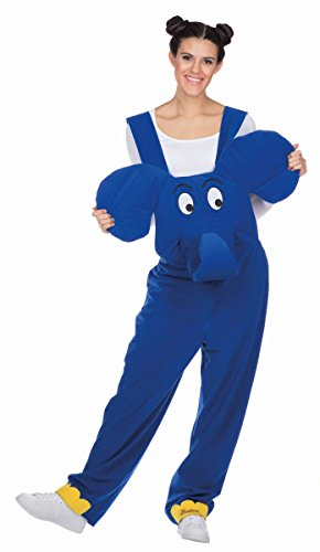 Rubie's Die Sendung mit der Maus Kostüm Elefant Karneval Gr.L