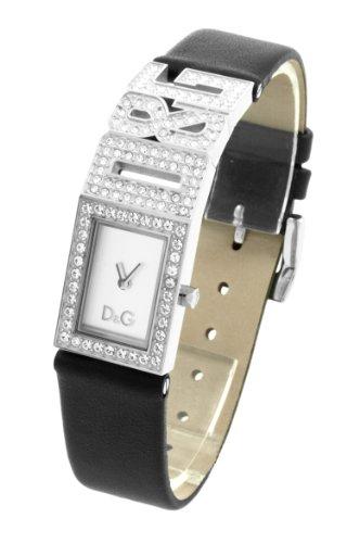 D&G Dolce&Gabbana Damen-Armbanduhr Shout schwarz DW0505