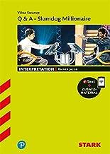 Interpretationen Englisch - Swarup: Q & A - Slumdog Millionaire: Buch + Online-Content