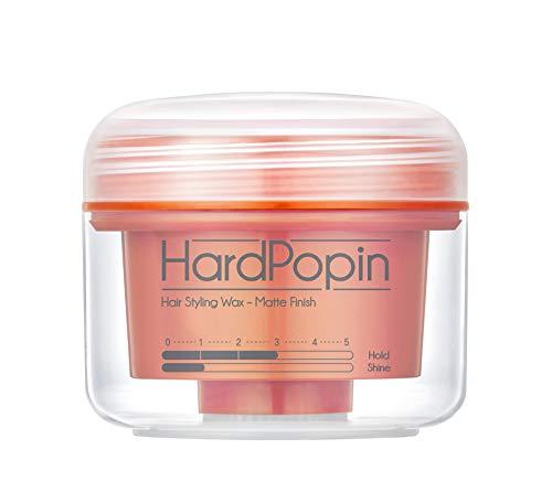ATS Stylemuse Hard Popin Hair Styling Wax - Men and Women Matte Molding Cream Firm Hold 100 gram 3.53 ounce