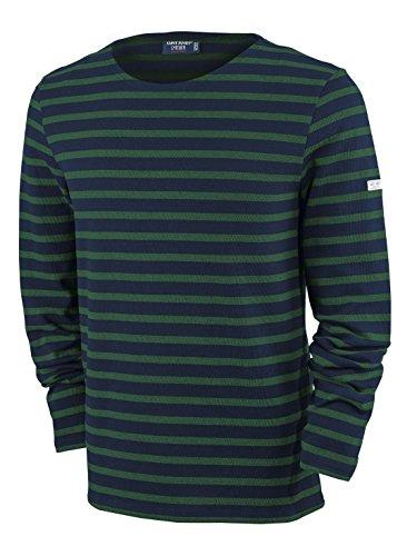 Saint James Meridien - Streifenshirt - Bretagne-Shirts Navy/PIN (L)
