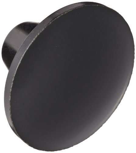 DimcoGray Black Phenolic Push-Pull Knob Female, Brass Insert: 3/8-16