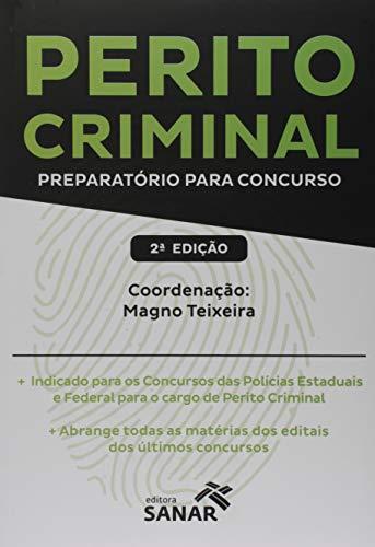 Perito Criminal: Preparatório Para Concurso