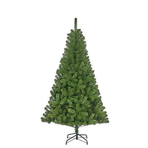 Kerstboom groen 215 cm 805 takken