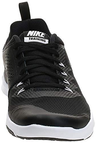 Nike Legend Trainer, Zapatillas de Deporte Hombre, Negro (Black/Metallic Silver/White 001), 44 EU