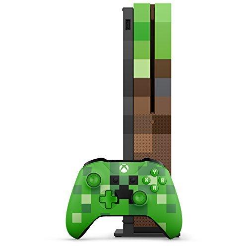 Acheter la Console Xbox One S 1TB LE Minecraft Édition Limitée - 2
