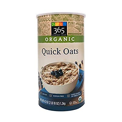 organic quick oats, End of 'Related searches' list