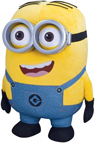 Despicable Me Jumbo Talking Minion Dave 16 Action Figure by Despicable Me