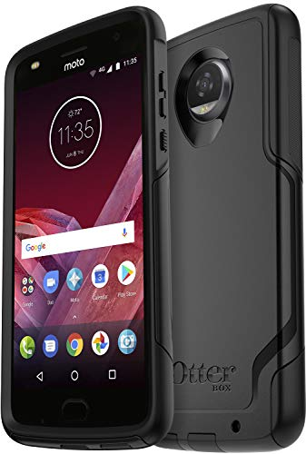 OtterBox COMMUTER SERIES Case for Motorola Moto Z2 PLAY - Non-Retail Packaging - BLACK
