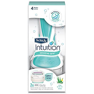 Schick Intuition Sensitive Care