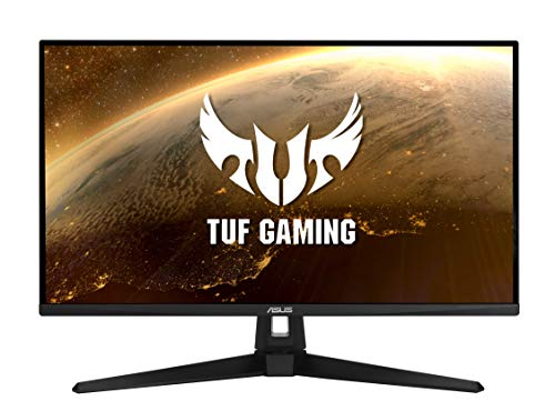 ASUS TUF Gaming VG289Q1A 71,12 cm (28 Zoll) Monitor (UHD 4K, IPS, Adaptive-Sync, HDR10, DisplayPort, HDMI, 5ms Reaktionszeit)