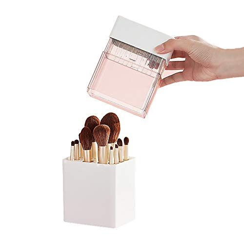 Make-up Pinselhalter - Kosmetik Organizer für Schminktische und Arbeitsplatten - Make-up...