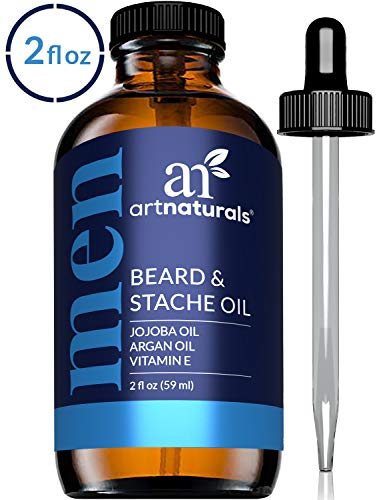 ArtNaturals Organic Beard Oil Conditioner for Men - 100%...