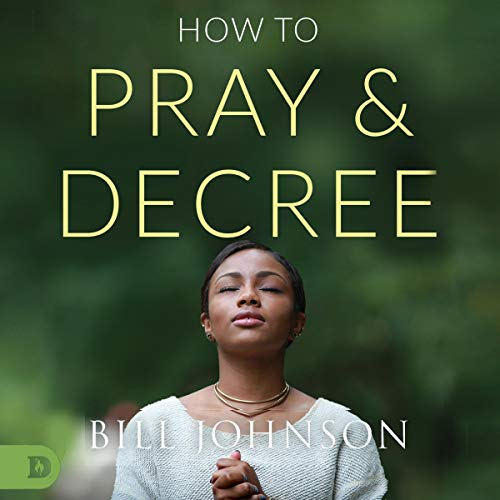Page de couverture de How to Pray and Decree
