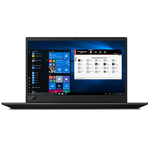 Lenovo ThinkPad P1 Laptop Workstation - 15.6' FHD Display - 2.6 GHz Intel Core i7-9850H Six-Core - NV Quadro T2000-64GB DDR4-1TB SSD - Win10 Pro