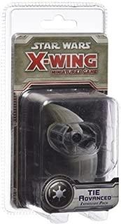 Fantasy Flight Games SWX05 Star Wars: X-Wing – TIE Advanced Board Game