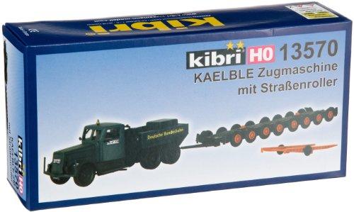 Kibri 13570 - Kaelble mit Straßenroller H0