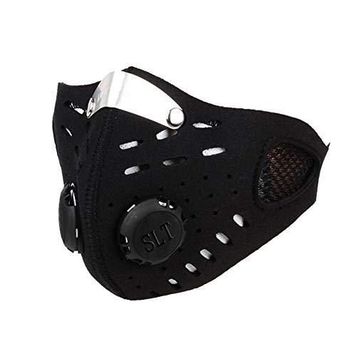 sportmaske feinstaubmaske Gesichtsmaske gegen Verschmutzung Gesichtsmasken gegen Verschmutzung Fahrrad Gesichtsmaske Zyklusmaske