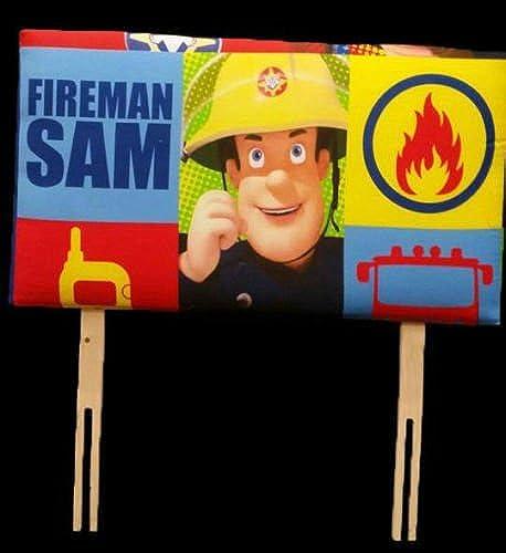 Kinder Disney Bett Kopfteil für Kinder W über 20 ichen  Feuerwehrmann Sam von Inspirieren H er