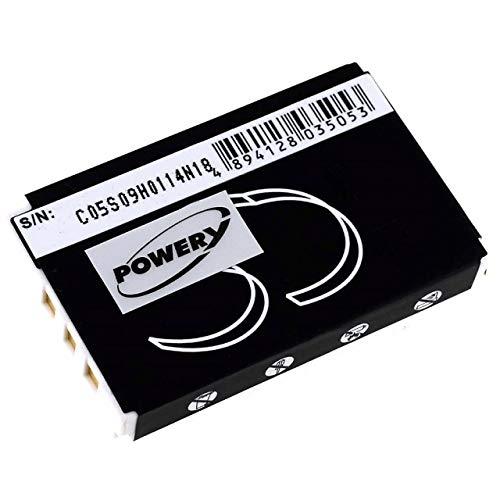 Akku für Logitech diNovo Mini, 3,7V, Li-Ion