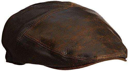 Bailey - Casquette Souple Homme, Marron (Brown), Large