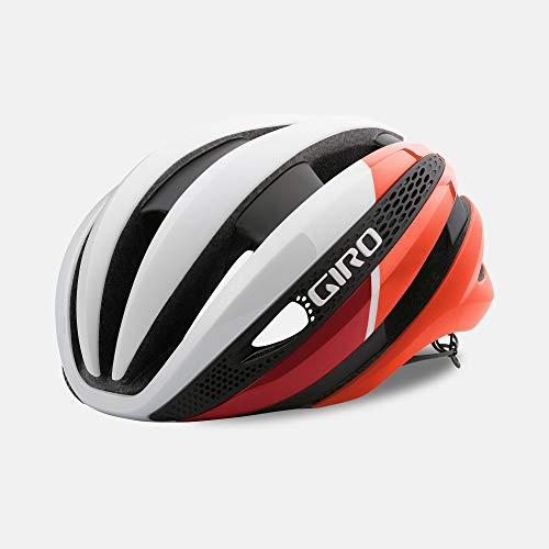 Giro Synthe MIPS Casco de Ciclismo–Mate Rojo pequeño