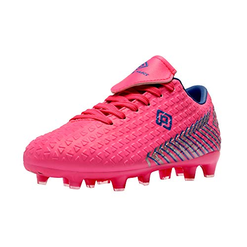 DREAM PAIRS Girls Mega-2k Soccer Cleats Football Shoes...