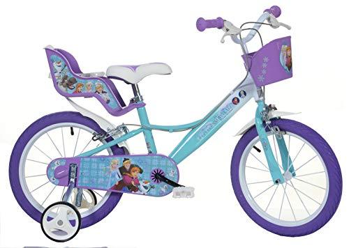 Disney Frozen 82DI064 - Bicicleta 16' para niña