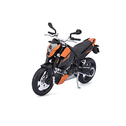 Maisto 531181 KTM 690 Duke 3 - Miniatura de Moto (Escala 1:12)