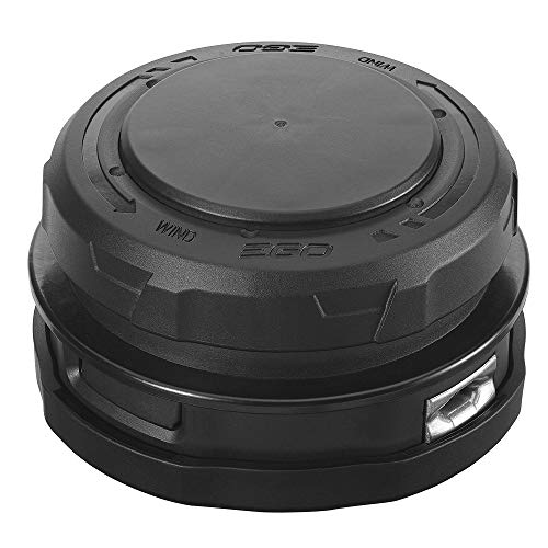 EGO Power+ AH1531 Replacement Rapid Reload Plus Trimmer Head (Anti-Clockwise) for EGO 15-Inch String Trimmer Models ST1534/ST1530/STA1500/MST1501/MHC1502