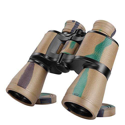 DJY-JY Profesional Binoculares, 20X con la visión Nocturna de HD portátiles Camuflaje Impermeable Apariencia niños observan Colección Adultos Concierto de Larga Distancia Observación Telescopio