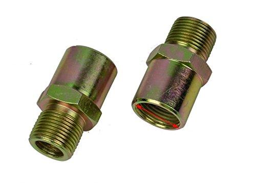 streetandtrack Ölfilter Adapter Schraube 3/4
