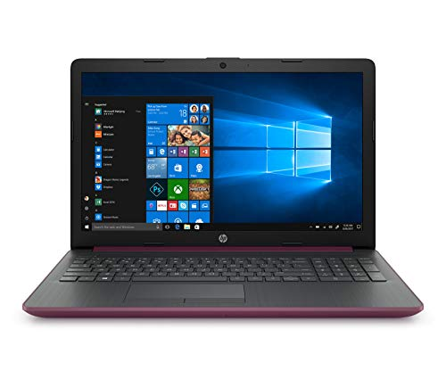 HP Laptop, Pantalla de 15″ HD, Procesador Intel Pentium Gold, 8GB RAM, 1TB HDD, Sistema operativo Windows…