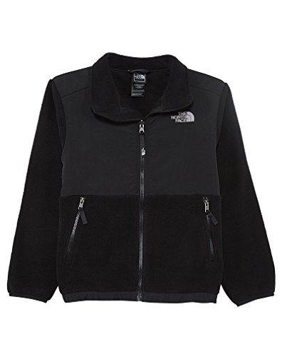 The North Face Boy's Denali Jacket TNF Black Size Medium