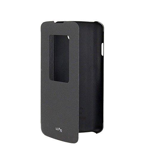 LG CCF-390 Quick Window Flipcover für LG F70, L70 & D315 in schwarz