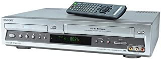Sony SLV-D100 DVD-VCR Combo (Renewed)